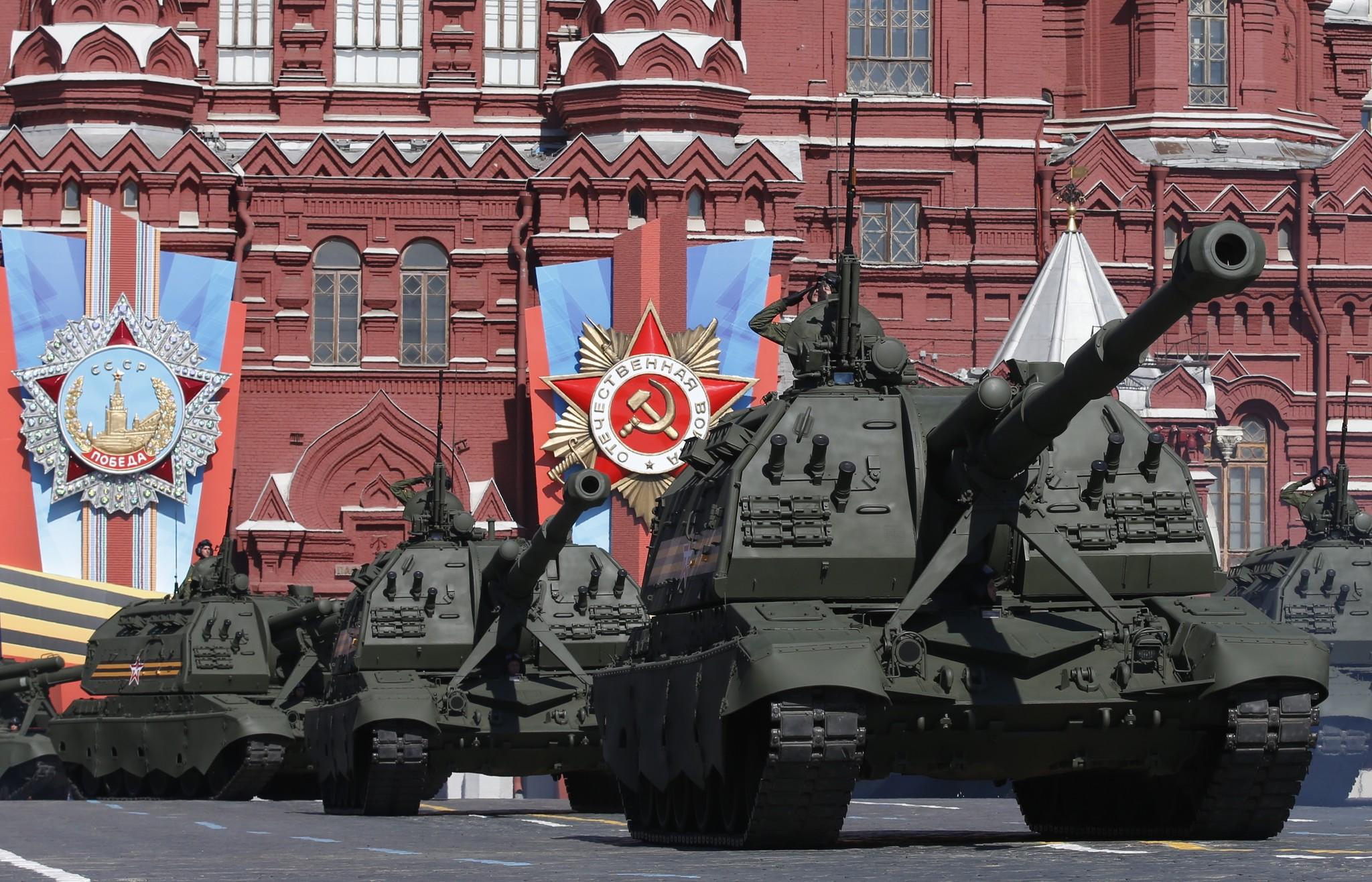 День Победы 9 мая 2015 - Я помню!Я горжусь!