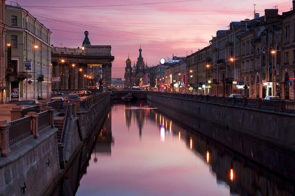 улицы города санкт петербурга лучшие фото федеральных